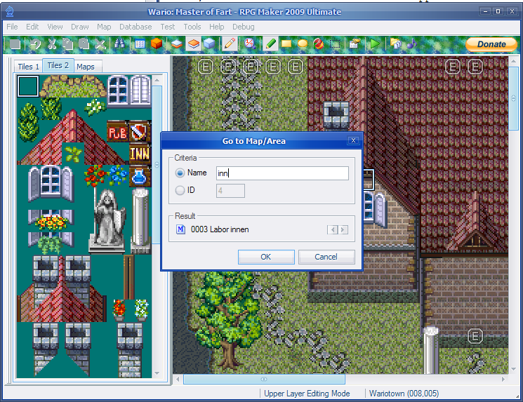 RPG Maker 2009 Ultimate Screenshot_276_go_to_map_area